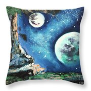 Place For Dreaming Throw Pillow