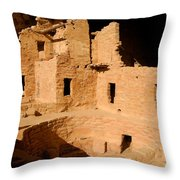Place Of The Old Ones Throw Pillow