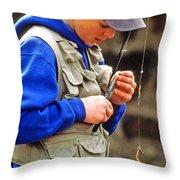 Plan To Succeed Throw Pillow