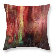 Planet Dance Throw Pillow