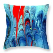 Planetary Throw Pillow