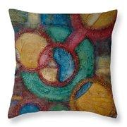 Planetary Mass Throw Pillow