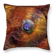 Planets Unstable Throw Pillow