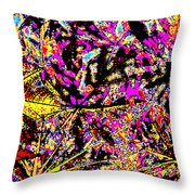 Plant Life Throw Pillow