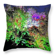 Plant Souls Throw Pillow