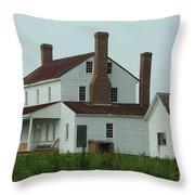 Plantation Averasboro Nc  Throw Pillow