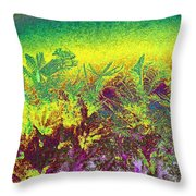 Plantation Throw Pillow