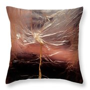 Plastic Bag 02 Throw Pillow
