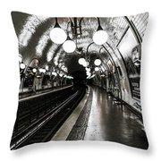 Platform Throw Pillow