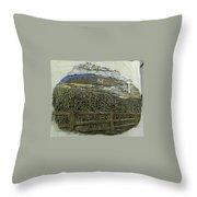 Platteville Throw Pillow