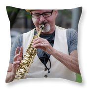 Play It Throw Pillow