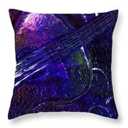 Play - Landscape Orientation Throw Pillow