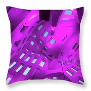 Playground For The Mind Throw Pillow