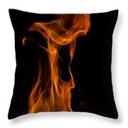 Playing With Fire 2 Throw Pillow