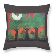 Playing With Perceptions Throw Pillow