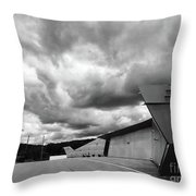 Playthings Etc. Throw Pillow