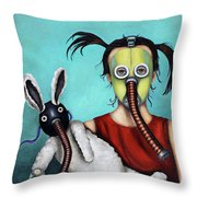 Playtime  2050 Throw Pillow