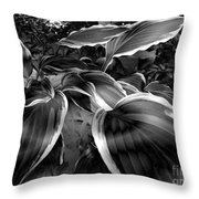Please Don't Leave Me Alone Throw Pillow