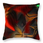 Pleasure Seeker Throw Pillow
