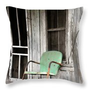 Plenty Of Time Throw Pillow