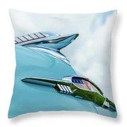 Plymont Hood Ornament Throw Pillow