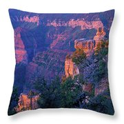 Point Imperial Sunrise 1-sq Throw Pillow