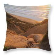 Point La Jolla Throw Pillow