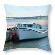 Point Of View Throw Pillow