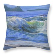 Point Reyes Throw Pillow