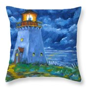 Pointe Bonaventure  Throw Pillow