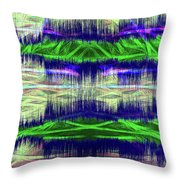 10927 Poison By Alice Cooper Throw Pillow