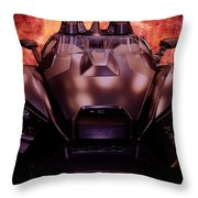 Polaris Car Throw Pillow
