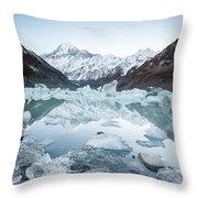 'polarized' Throw Pillow