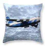 Polet An124 Ra82075 Throw Pillow