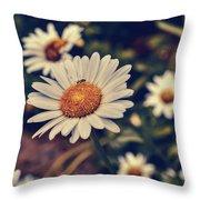 Pollination Love  Throw Pillow