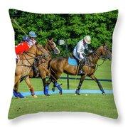 Polo Group 1 Throw Pillow