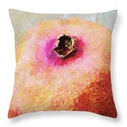 Pomegranate II Throw Pillow
