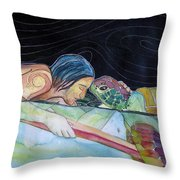Pono--harmony Throw Pillow