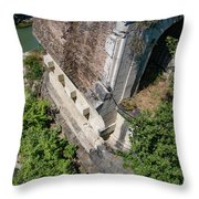 Pons Aemilius Throw Pillow