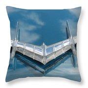 Pontiac Air Throw Pillow