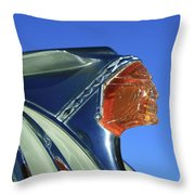 Pontiac Chieftian Throw Pillow