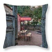 Pontotoc Vineyard Weingarten_7 Throw Pillow