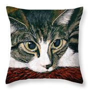 Pooky Throw Pillow