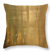 Pool Reflections Three Throw Pillow