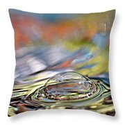 Pop Me Throw Pillow