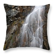 Porcupine Falls Side Chute Throw Pillow
