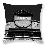 Port Townsend 1889 Throw Pillow