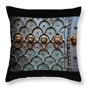 Porta Throw Pillow