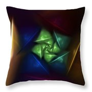 Portal 2 Throw Pillow