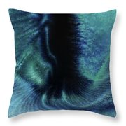 Portal Between Worlds Throw Pillow